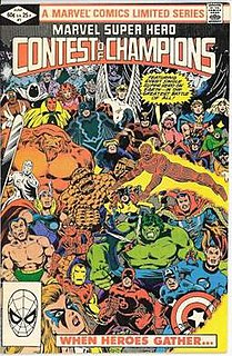 <i>Marvel Super Hero Contest of Champions</i>