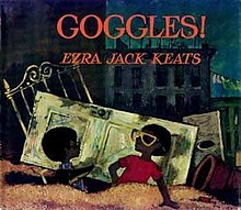Cover page for the book Goggles!.jpeg