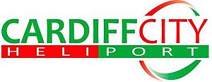 Cardiff Heliport - Image: Cropped Cardiff City Logo Web Jpeg Medium