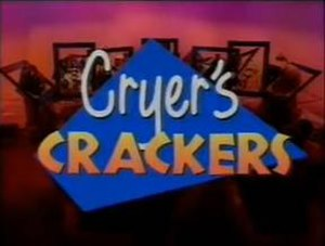 Cryer's Crackers - Image: Cryer's Crackers logo