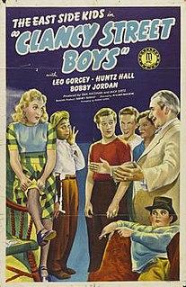 <i>Clancy Street Boys</i> 1943 film by William Beaudine