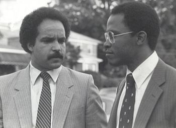 curt anderson and kurt schmoke in 1982