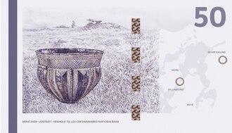Danish krone - Image: DKK 50 reverse (2009)