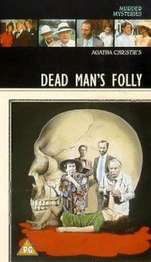 Dead Man's Folly (film) - Image: Dead Man's Folly Film Poster