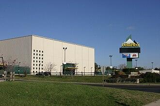 DeltaPlex Arena - Image: Deltaplex