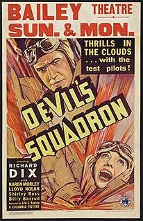 <i>Devils Squadron</i> 1936 film by Erle C. Kenton