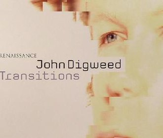 Transitions (John Digweed album) - Image: Digweed Transitions