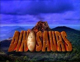Dinosaurs (TV series) - Image: Dinosaurs intertitle