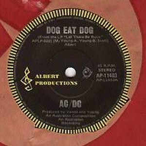 Dog Eat Dog (song) - Image: Dog Eat Dog (ACDC song)
