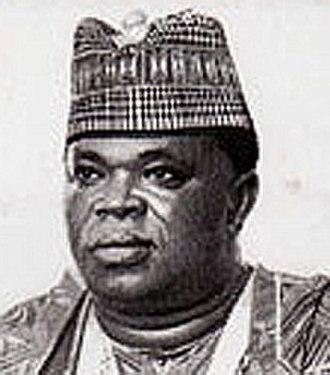 Joseph Saidu Momoh - Image: Dr joseph saidu momoh