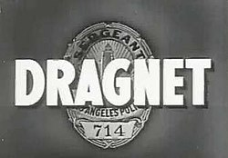 Image result for tv series dragnet