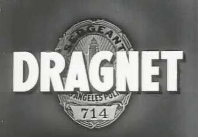 Picture of a TV show: Dragnet
