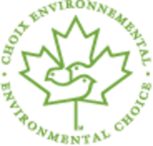 "Environmental Choice Program - The mark seen on ""Environmental Choice"" approved products."