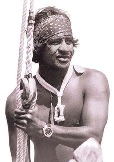Eddie Aikau Hawaiian surfer and lifeguard