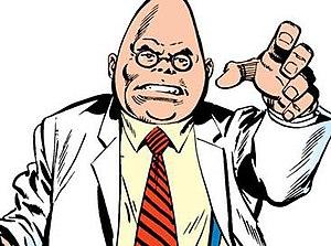 Egghead (Marvel Comics) - Elihas Starr the original Egghead