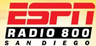XESPN-AM - Logo used as an ESPN Radio affiliate