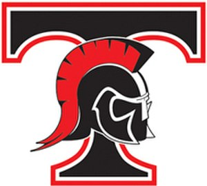 Trinity High School (Euless, Texas) - Image: Euless Trinity updated logo