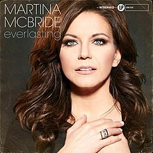 Everlasting (Martina McBride album) cover.jpg