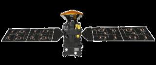 Trace Gas Orbiter A Mars orbiter, part of ExoMars programme