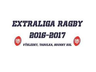 Extraliga ragby - Image: Extraliga rugby 2016 17 logo