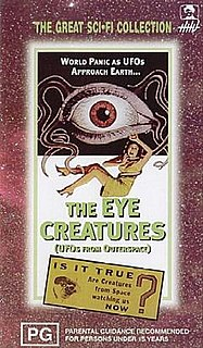 <i>The Eye Creatures</i> 1967 television film by Larry Buchanan