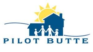 Pilot Butte, Saskatchewan - Image: Flag of pilot butte