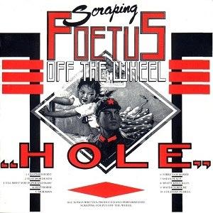 Hole (Foetus album) - Image: Foetus Hole