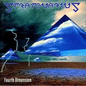 Fourth Dimension (Stratovarius album) - Image: Fourth Dimension (Stratovarius album) cover