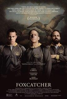 <i>Foxcatcher</i> 2014 film by Bennett Miller