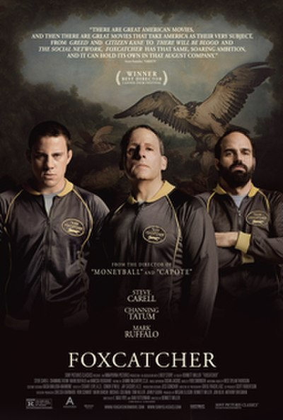 Picture of a movie: Foxcatcher