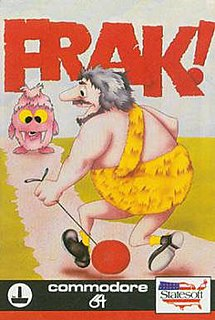 <i>Frak!</i> video game