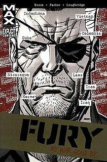 <i>Fury: My War Gone By</i>