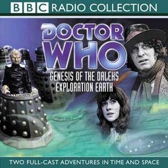 Exploration Earth: The Time Machine - Image: Genesis of the Daleks (audio)