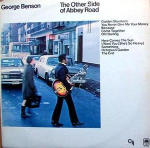 The Other Side of Abbey Road - Image: George Benson The Other Side of Abbey Road