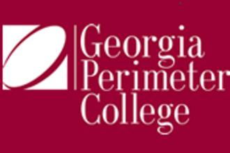 Georgia Perimeter College - Former Georgia Perimeter College logo prior to the 2016 merger with Georgia State University.
