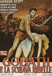 <i>Goliath and the Rebel Slave</i>