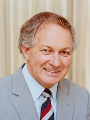 Gordon Reid (governor) - Image: Gordon Reid