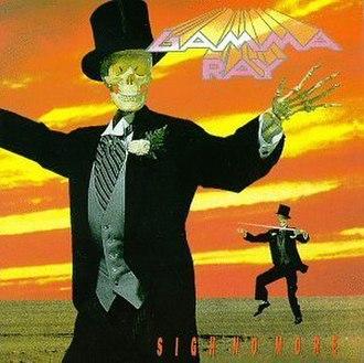 Sigh No More (Gamma Ray album) - Image: Gr snm