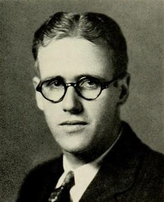 Graydon Eggers - Eggers pictured in The Rhododendron 1929, Appalachian State yearbook