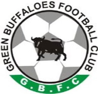 Green Buffaloes F.C. - Logo