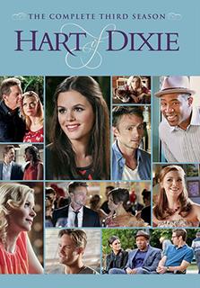 <i>Hart of Dixie</i> (season 3) Season of television series