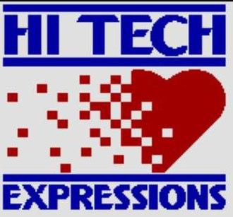 Hi Tech Expressions - Image: Hi Tech Expressions logo