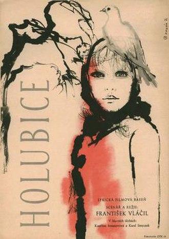 The White Dove (1960 film) - Poster of the film