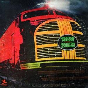 Houston Express (album) - Image: Houston Express (album)