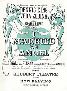 I Married an Angel 1938 Poster.jpg