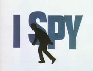 I Spy (1965 TV series) - Image: I Spy Title Screen
