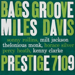 Bags' Groove - Image: Image bagsgroove