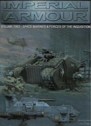 Imperial Armour - Image: Imperialarmour 2cover