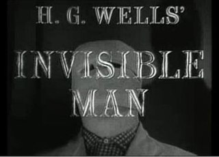 <i>The Invisible Man</i> (1958 TV series) 1958 TV series