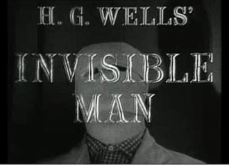 The Invisible Man (1958 TV series) - Image: Invismantc